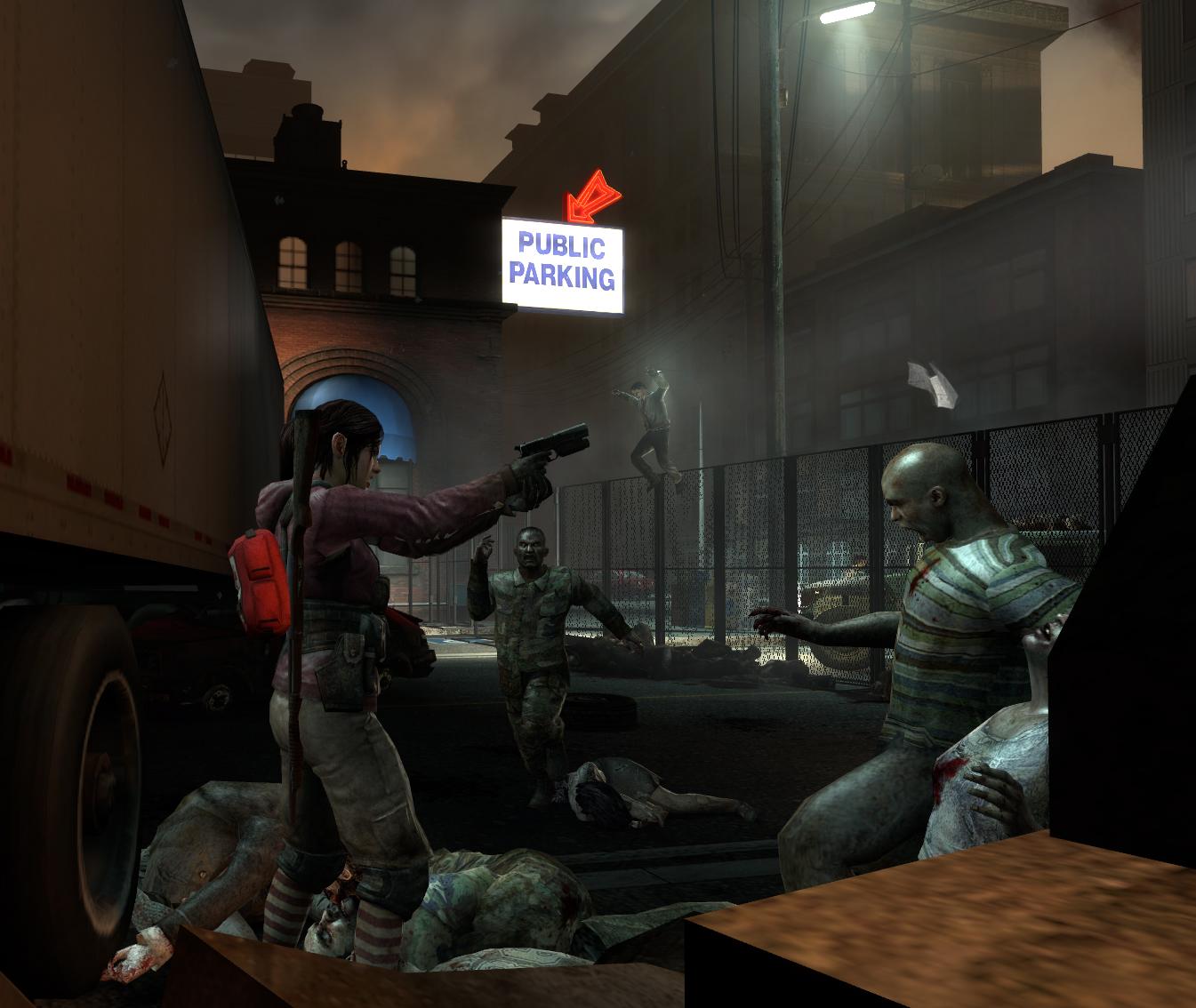 Screenshots - valvearchive com > archive > Left 4 Dead > Left 4 Dead
