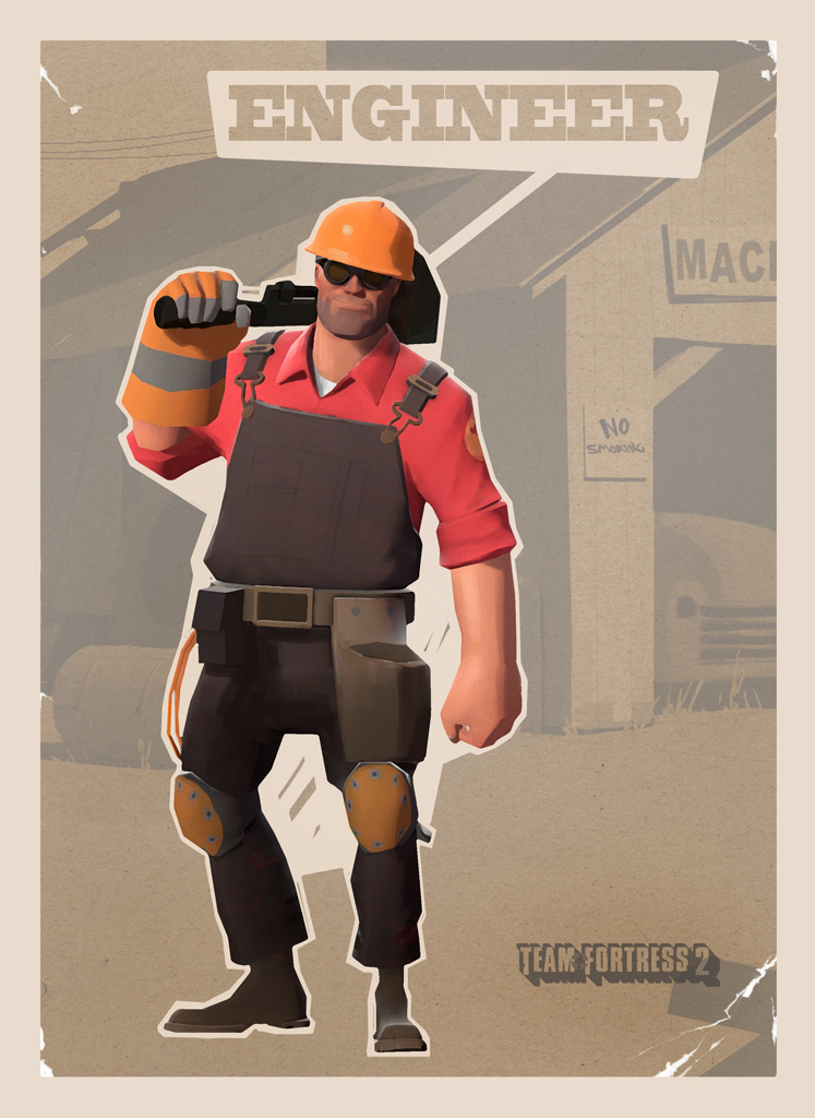 Engineer Valvearchive Com Archive Team Fortress Team